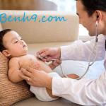 Những dấu hiệu viêm phổi ở trẻ nhỏ