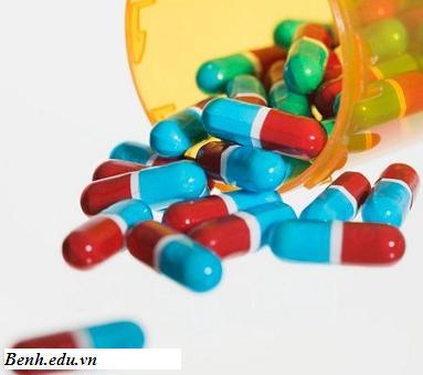 Thuốc kháng sinh gây rối loạn tiêu hóa ở trẻ em, thuoc khang sinh gay roi loan tieu hoa o tre em