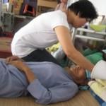Cách chăm sóc người bệnh cao huyết áp tại nhà, cach cham soc nguoi benh cao huyet ap tai nha
