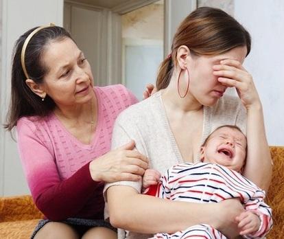 Nguyên nhân gây trầm cảm, li do gay tram cam sau sinh