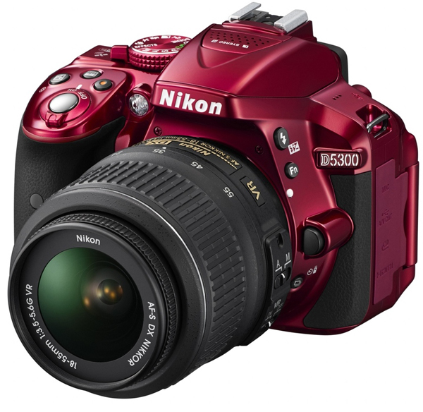Nikon D5300 Specifications