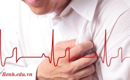 Các triệu chứng bệnh tim, bieu hien benh tim thuong gap